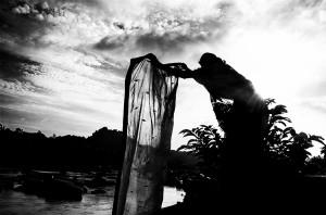 Caption : The Touch of LightName :  DEBMALYA RAY CHOUDHURI
